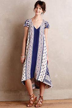 Summertide Swing Dress - anthropologie.com