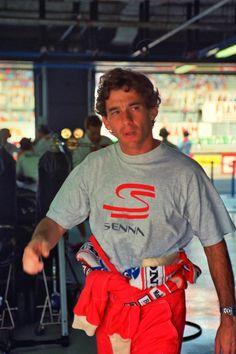 F1 Pictures, Ayrton Senna 1992