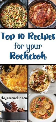 Do you need Pampered Chef Rockcrok recipes? Check out my top. - My Pampered ChefDo you need Pampered Chef Rockcrok recipes? Check out my top 10 favorites! And of course I included bonus dessert recipes for the Rockcrok. Rockcrok Recipes, Slow Cooker Recipes, Crockpot Recipes, Cooking Recipes, Soup Recipes, Fast Recipes, Cooking Videos, Pampered Chef Party, Pampered Chef Recipes