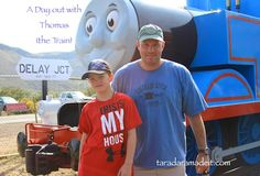 A Day out With Thomas - Thomas the Train in Golden, CO