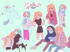 My Little Pony Twilight, My Little Pony Comic, My Little Pony Drawing, My Little Pony Pictures, Mlp My Little Pony, My Little Pony Friendship, My Little Pony Fanfiction, Goth Disney Princesses, Little Poni