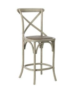 Bosquet Counter Stool - WS $189  sc 1 st  Pinterest & Constance Metal Counter Stool | Metals Metal counter stools and ... islam-shia.org