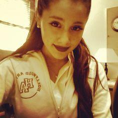 Hiiiii ❤ - @Ariana Grande- #webstagram