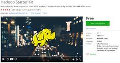 Hadoop Starter Kit-udemy free coupon