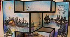 tri fold window