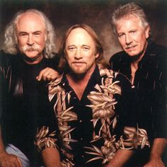 Crosby Stills Nash, one of my favorite singer/bands, perform their cover of the…