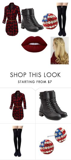 """""""Clothes 14"""" by bellskids on Polyvore featuring Philosophy di Lorenzo Serafini and Lime Crime"""