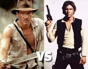 yep, Hans Solo and Indie