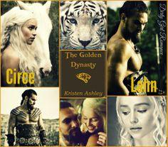 The Golden Dynasty by Kristen Ashley