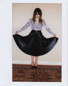 Love the Shirt and Skirt! Angus & Julia Stone, Photo Shoot, Fashion Inspiration, Interview, Idol, Ballet Skirt, Skirts, Leather, Poster