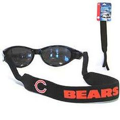 d36b5376e5ef7 Chicago Bears NFL Sunglass Strap Home Entertainment Furniture