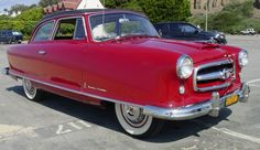 The Nash Metropolitan is a car that was sold, initially, only in the United States and Canada, from 1954–62. It conforms to two classes of vehicle: economy car and subcompact car.  The Metropolitan was also sold as a Hudson when Nash and Hudson merged in 1954 to form the American Motors Corporation (AMC), and later as a standalone marque during the Rambler years, as well as in the United Kingdom and other markets.