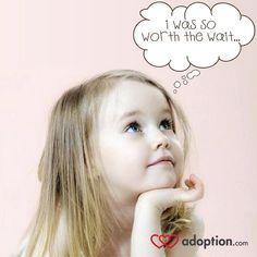 Worth the wait! #adoption