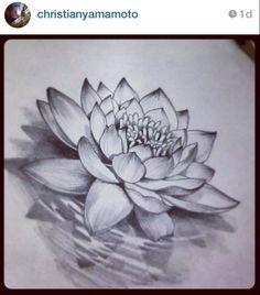Love this Lotus flower by juana