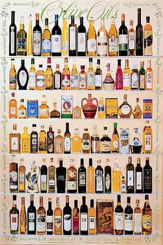 Olive Oils Posters