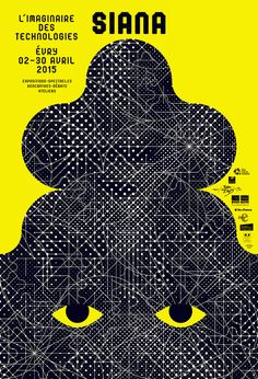 Siana 2015, L'imaginaire des technologies, Evry