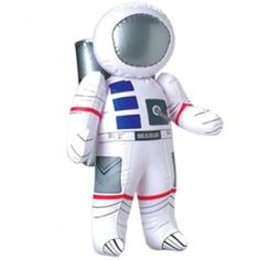 Space Party Supplies, Inflatable Space Astronauts, Decorations