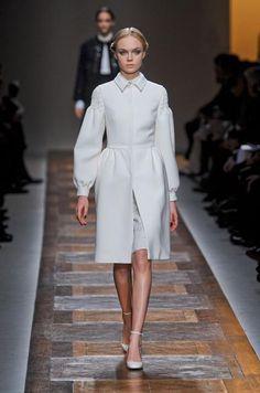 Défilé Valentino Automne-hiver 2012-2013 Prêt-à-porter | Le Figaro Madame