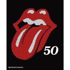 50 van the Rolling Stones