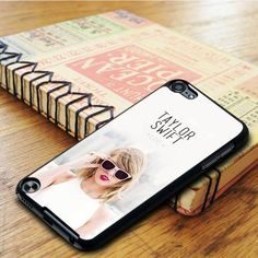 Taylor Swift Badboy Style Singer 1989 Music iPod 5 Touch Case