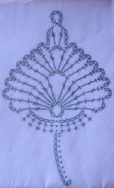 Login - Her Crochet Crochet Leaf Patterns, Crochet Symbols, Crochet Leaves, Crochet Designs, Crochet Flowers, Freeform Crochet, Crochet Diagram, Crochet Chart, Crochet Motif