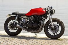 Readers' ride: Grifo XJ600 | Cafe racers chronicles | Scoop.it