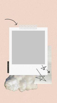 Overlays Instagram, Instagram Background, Instagram Photo Editing, Picture Templates, Photo Collage Template, Polaroid Picture Frame, Polaroid Template, Birthday Post Instagram, Instagram Frame Template