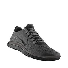 NIKE Free Run iD - all black