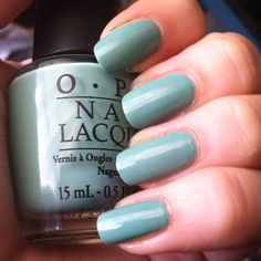Love this color, just might be brave enough to do it next time I get my nails done!