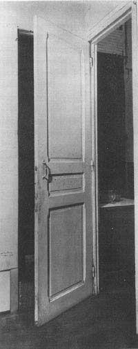 Door, 11 rue Larrey