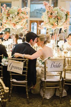 Black Tie New Year's Eve Wedding by Trent Bailey - Southern Weddings Magazine