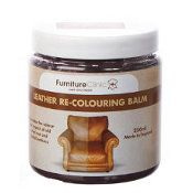 Leather Recolouring Balm – Quick & Easy Leather Colour Restorer.