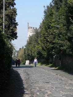 III miglio dell'Appia Antica, Tomba di Cecilia Metella