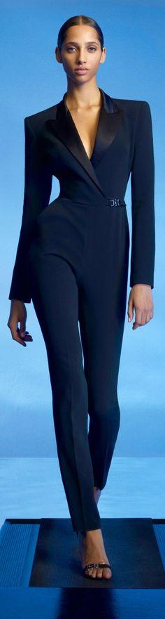 David Koma, Midnight Blue, Jumpsuit, My Style, Black, Dresses, Fashion, Overalls, Vestidos