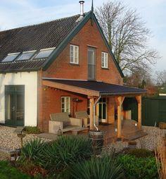 Porch, Barn, Patio, House Styles, Cover, Shop, Home Decor, Balcony, Converted Barn