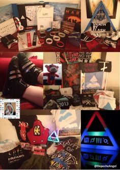 AMAZING!!! Look at this #MARSmerch owned by a true believer since 2007! @DepecheAngel