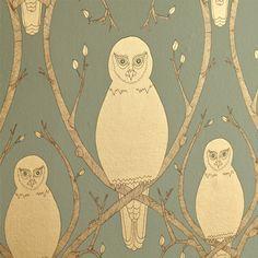 Briar Owl wallpaper
