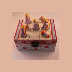 Jeu enfant, bois, Tic Tac Toé ou morpion, Princesses licornes : Jeux, jouets par ludifimo