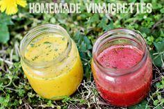 Honey mustard and strawberry vinaigrette.  1pointplus WW