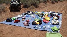 Coach Edu: Drop Bags on trail marathons and ultras