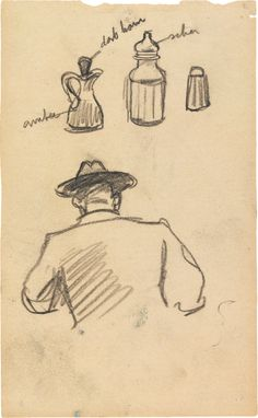 Edward Hopper, Learn Art, Chef D Oeuvre, Sketch Painting, American Artists, Les Oeuvres, Pencil Drawings, Illustration, Prints