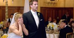 It Was Just A Regular Wedding, Until THIS Surprise Blew Everyone Away! via LittleThings.com