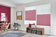 Cellular Window Shades from Budget Blinds come in a wide variety of beautiful styles. Schedule a free in-home consultation to see our full line of Cellular Window Shades. Office Blinds, Honeycomb Shades, Woven Wood Shades, Budget Blinds, Cellular Shades, Blinds Design, Custom Window Treatments, Wood Blinds, Living Room Windows
