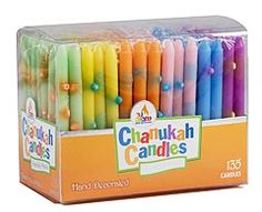 Bulk Pack Festive Tapered Candles - 135 Candles yeah bulk pack affordable
