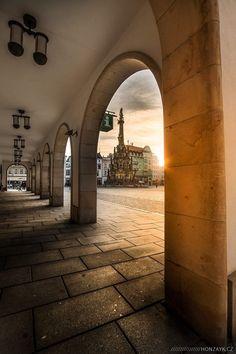 Kingdom Of Bohemia, Places Of Interest, Prague, City, Business, Centre, Nature, Spaces, Naturaleza