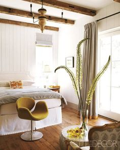 Designer Patrick Printy Renovates a California Home - ELLE DECOR