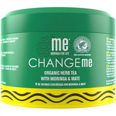 Change Me, Thé Vert Bio Me Moringa