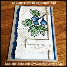 Afbeelding ingekleurd met/ Image colored with: Blender pen, Dapper Denim & Wild Wasabi ink.