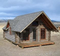 Log Cabin by Kent Griswold http://www.cabinbuilds.net/log-build-by-kent-griswold