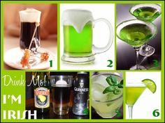 green signature drink